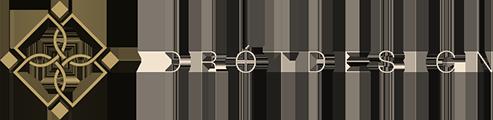 Drót Design Retina Logo